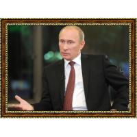 Портрет Маршала СССР Георгия Жукова - 3