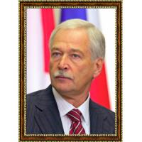 Портрет академика Андрея Сахарова