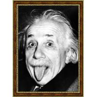 Эйнштейн Альберт (1) 40х60