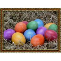 Репродукция с пасхальными яйцами - 9