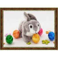 Репродукция с пасхальными кроликами - 13