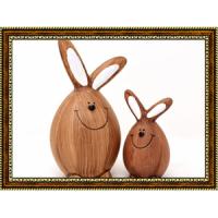 Репродукция с пасхальными кроликами - 12