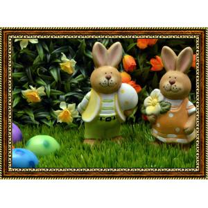 Пасхальные кролики (10)
