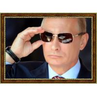 Путин Владимир (10) 40х60